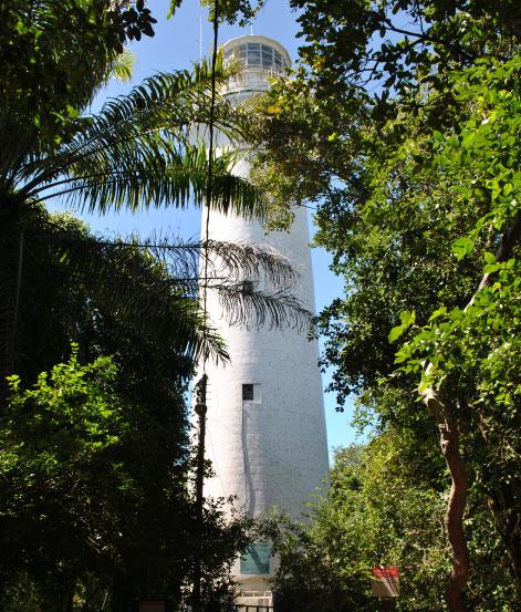 Farol de Morro de São Paulo Bahia