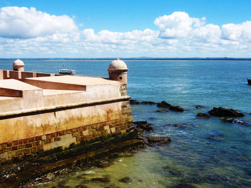 forte de Morro de São Paulo Bahia